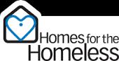 Homes for the homeless logo